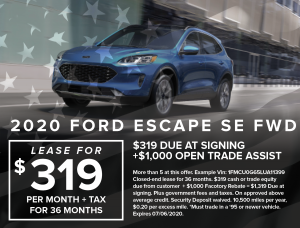 Ford Capo July 4th Specials2