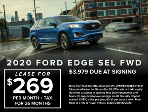 Ford Capo New July Specials2