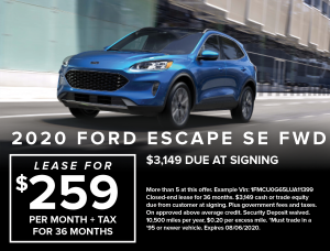 Ford Capo New July Specials3