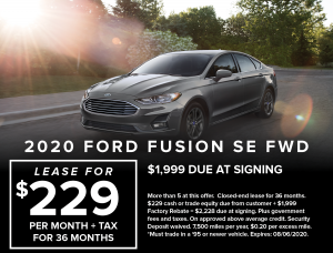 Ford Capo New July Specials9