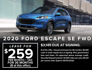 Ford Capo September Monthly Specials3