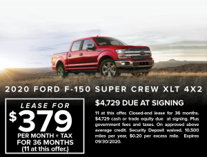 Ford Capo September Monthly Specials6
