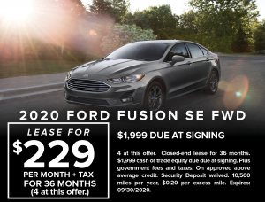 Ford Capo September Monthly Specials9