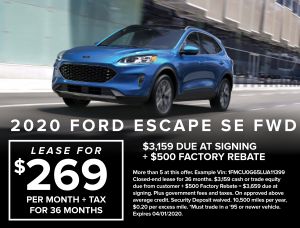 Ford March Specials3