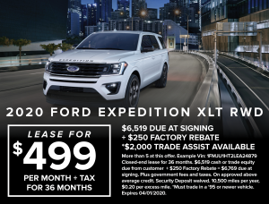Ford March Specials5