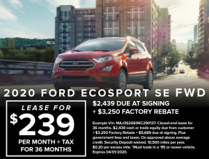 Ford March Specials7