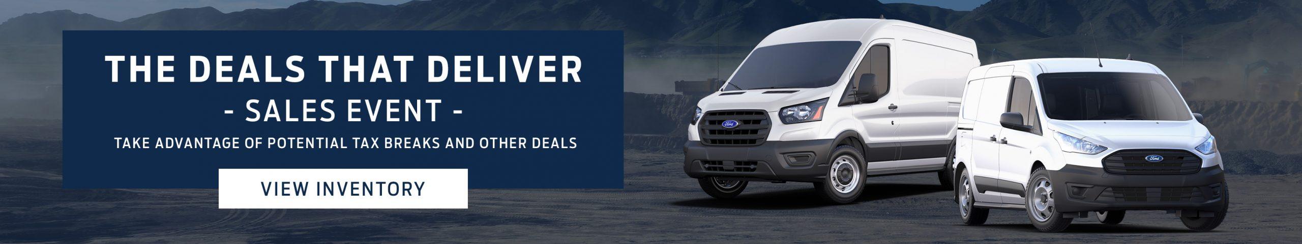 Deals That Deliver Event Srp