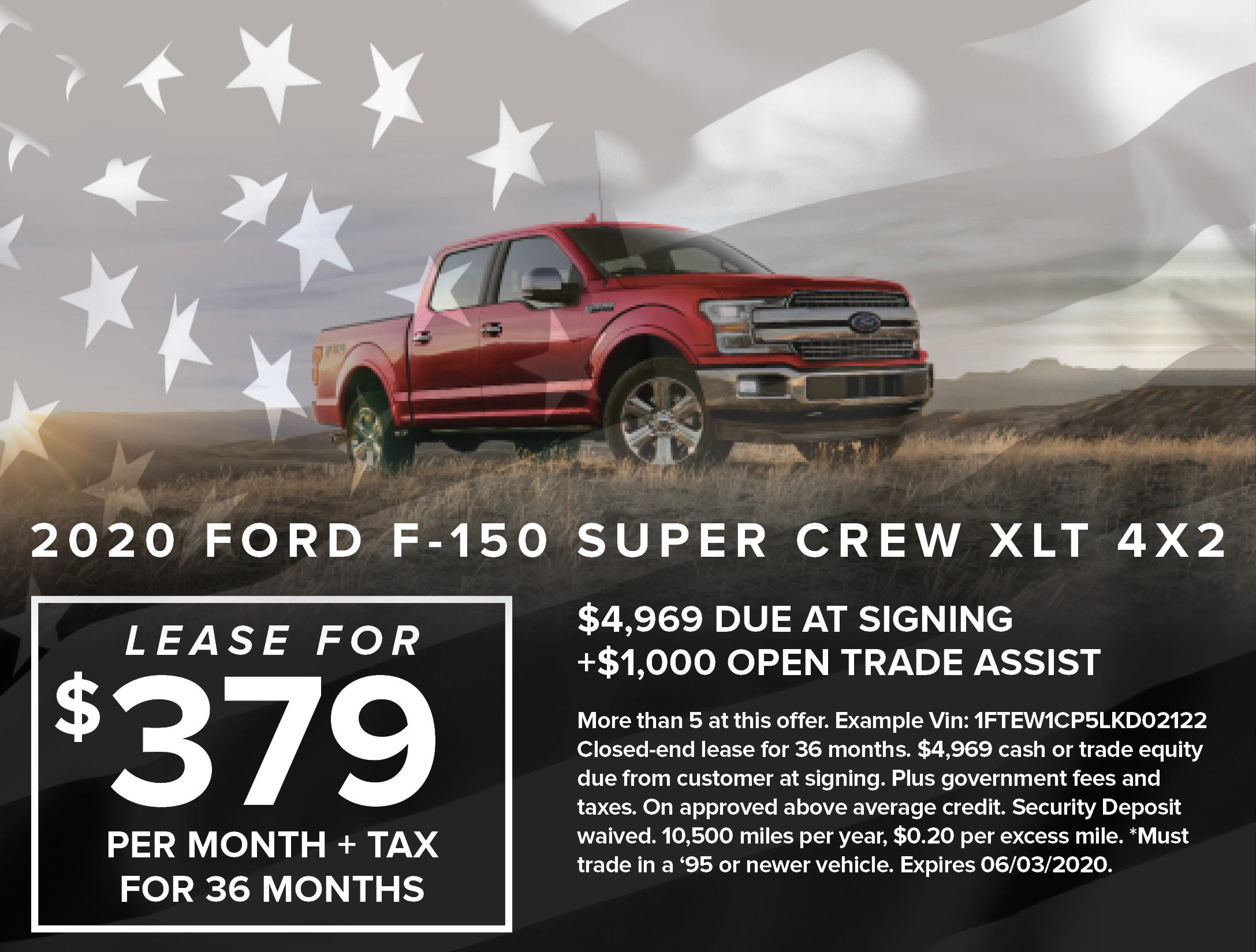 Ford Capo Memorial Day Specials6