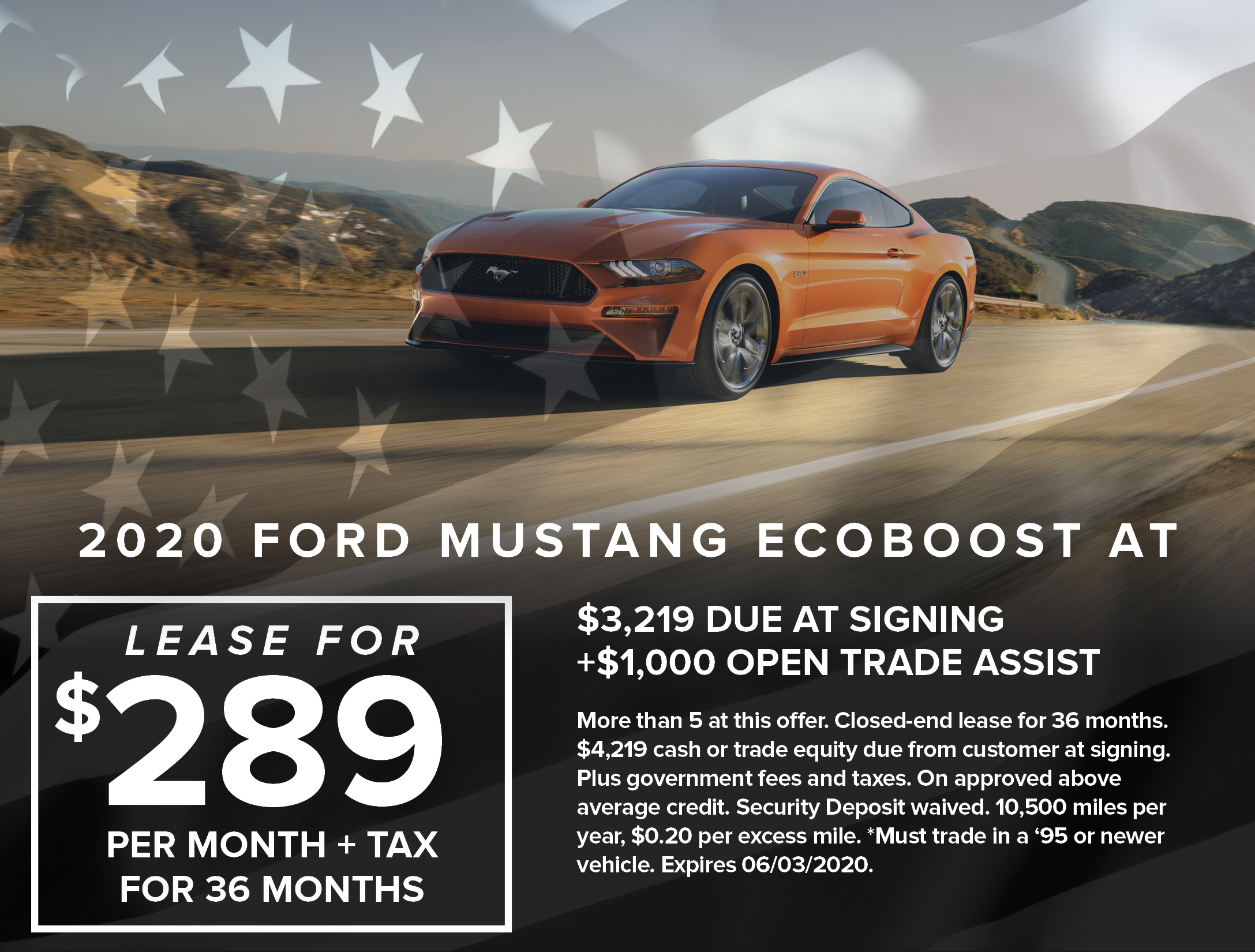 Ford Capo Memorial Day Specials8