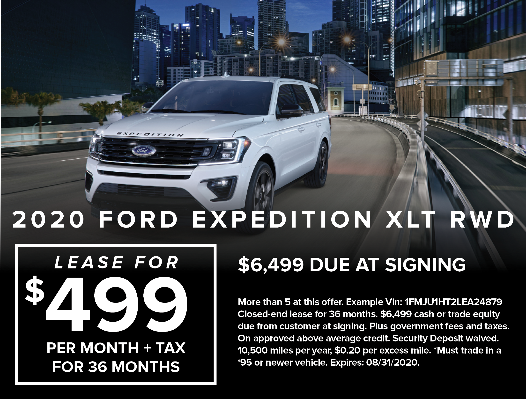 Ford Capo New August Specials5