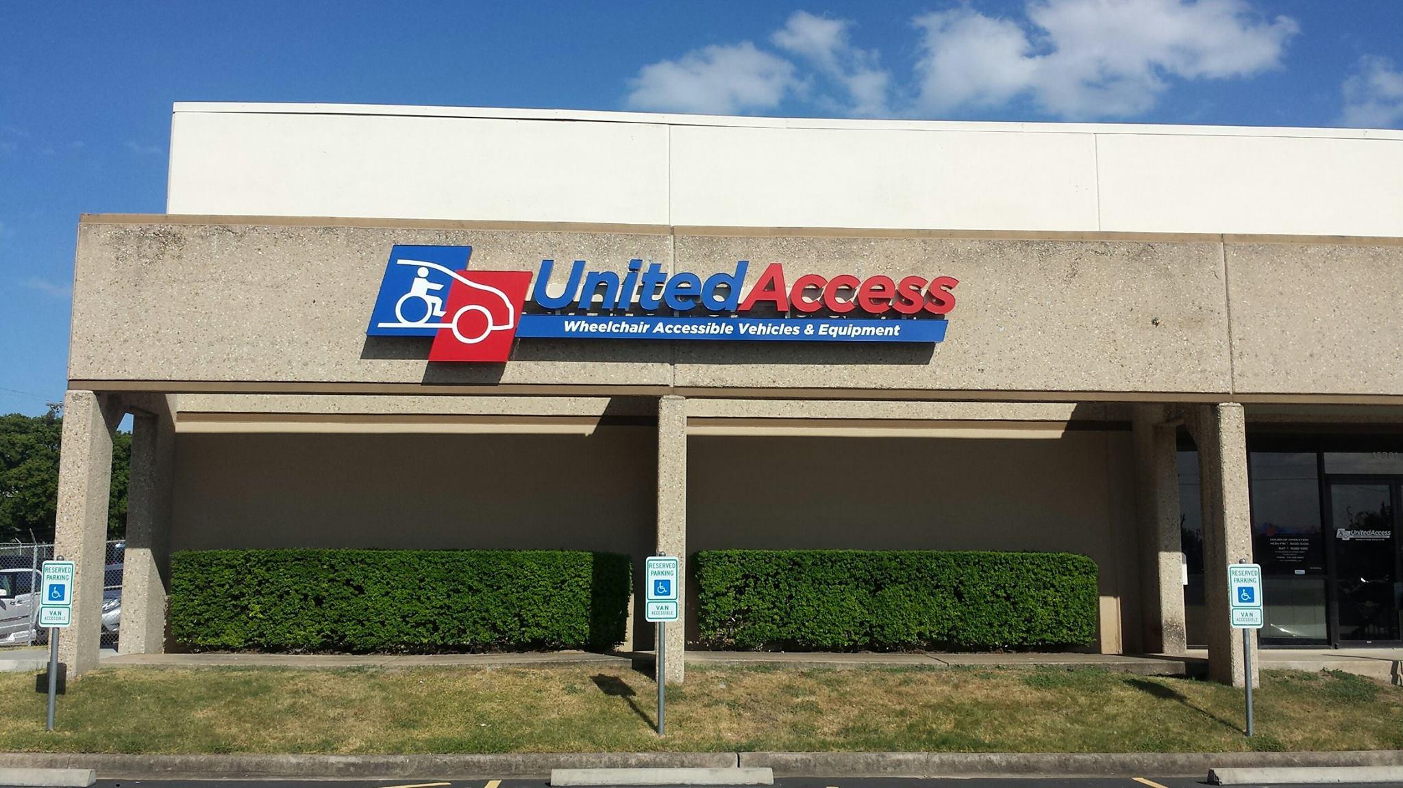 United Access Austin Texas