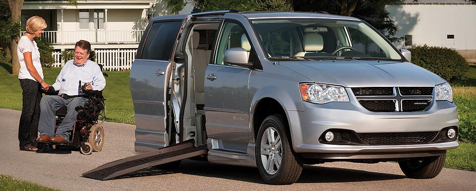 Dodge BraunAbility CV Plus XT