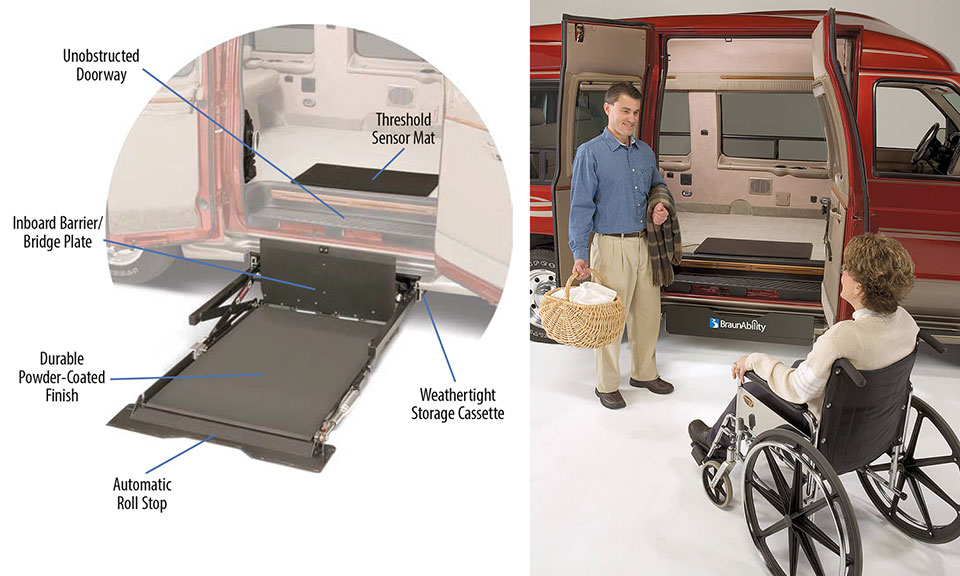 Braunability Wheelchair Lifts Amp Scooter Lifts For Sale