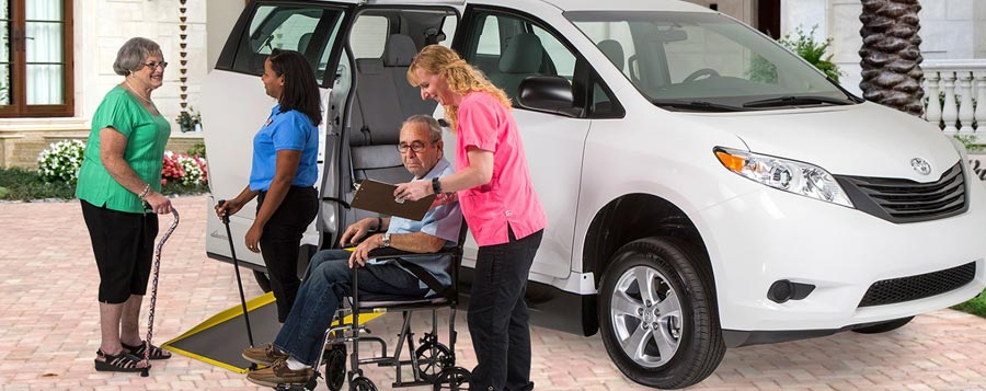 Commercial Wheelchair Vans Independent Living