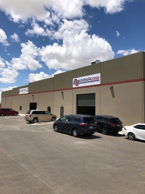 United Access El Paso