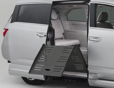 Wheelchair Vans Braunability Honda Odyssey For Sale