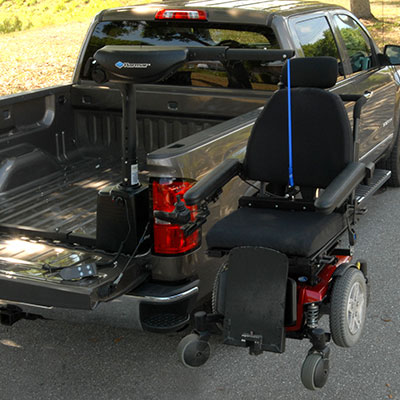 Harmar Wheelchair Lifts & Scooter Lifts for Sale - United Access on