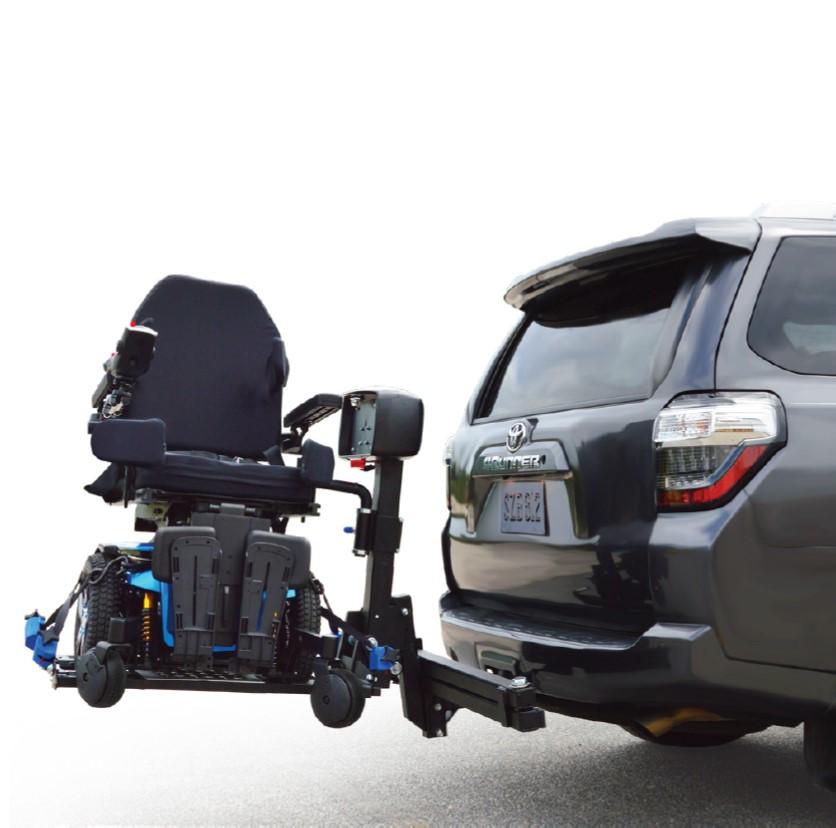United Access Harmar Wheelchair LIft