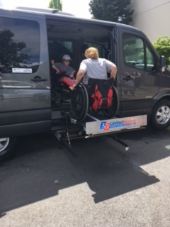 Buy a wheelchair van at United Access
