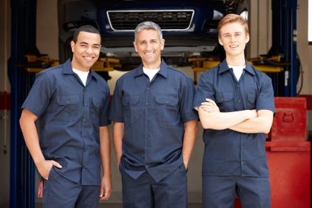 Wheelchair Van Service and Maintenance