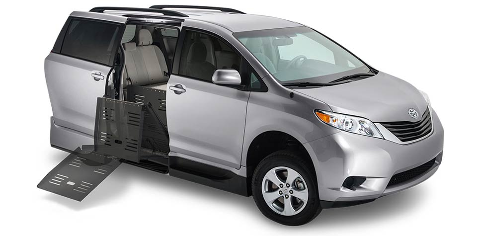 Toyota Wheelchair Van Sienna Summit