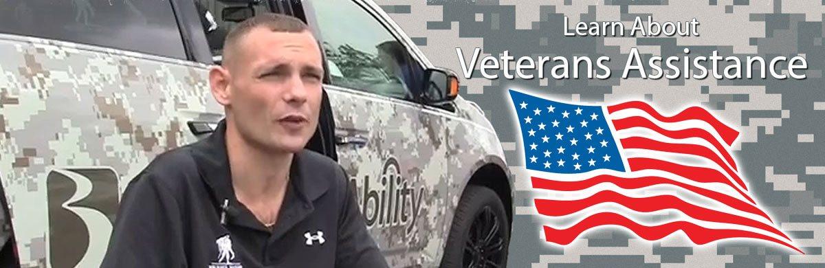 Veterans Assistance for Handicap Vehicles