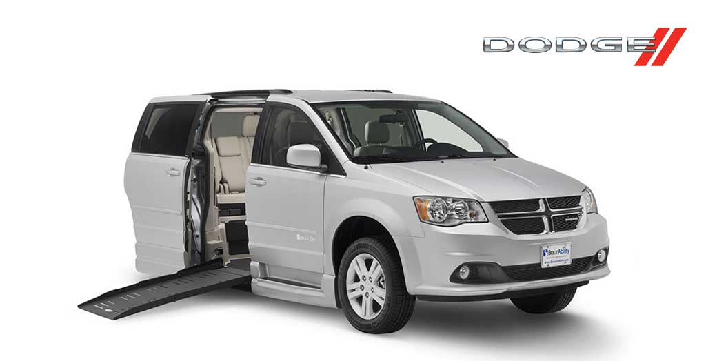 Dodge Handicapped Vans and Wheelchair Minivans