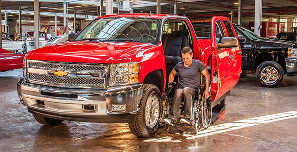 Wheelchair Accessible Trucks