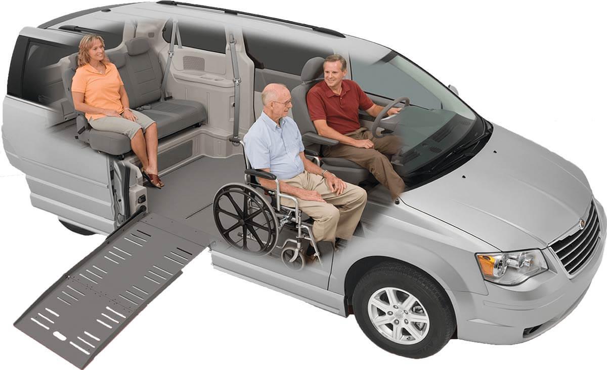 Handicap Vans