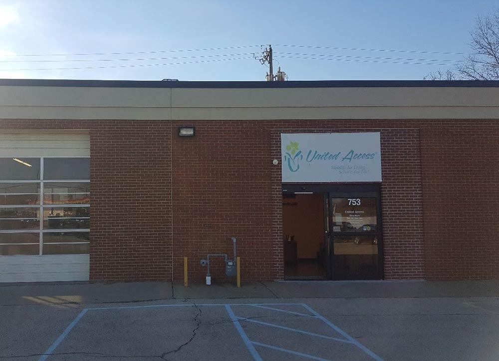 United Access Wheelchair Vans Cape Girardeau, MO