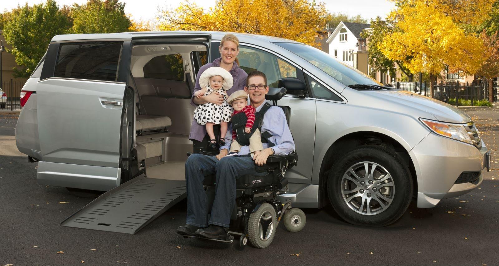 Wheelchair Van Rebates