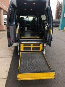 Ford Econoline Wheelchair Van