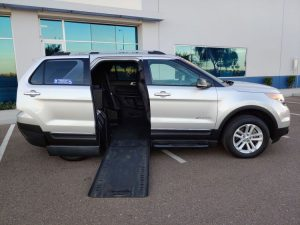 Ford Explorer Wheelchair Suv