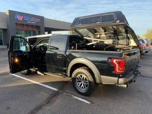 Ford F 150 Wheelchair Truck