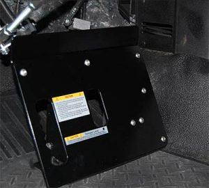 Mps Acceleratorbrakeguard