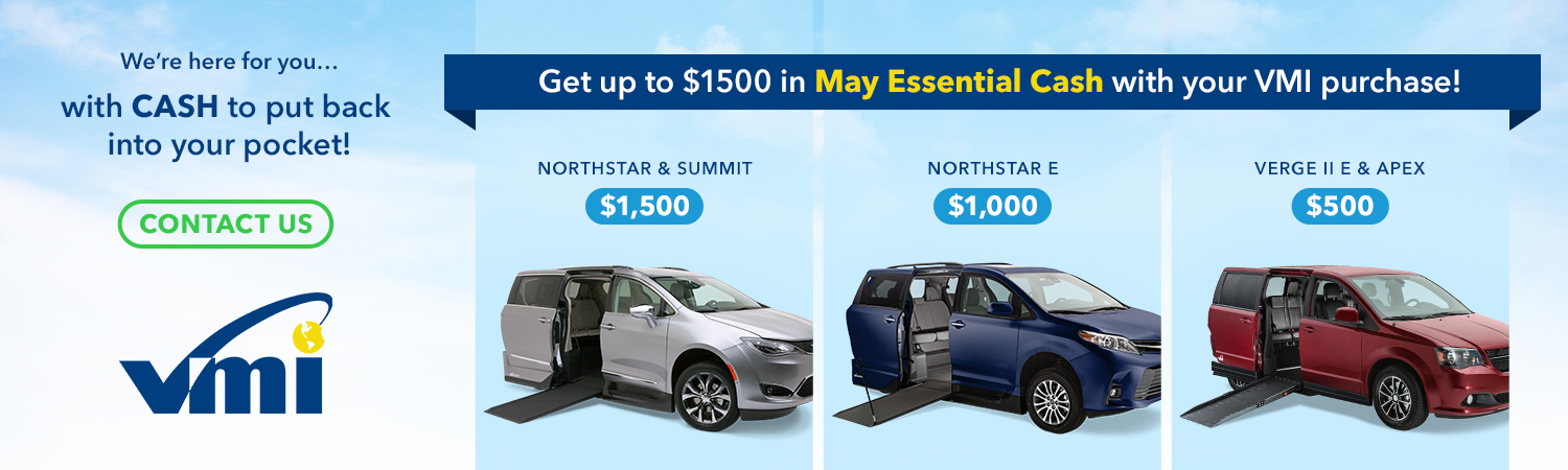 Buy a Wheelchair Van from United Access