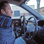 Wheelchair Van Independent Driving