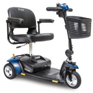 Buy a Pride Mobility Scooter at United Access