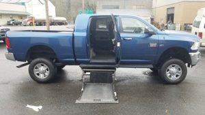 Ram 2500 Wheelchair Truck