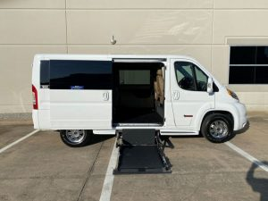 Ram Promaster Wheelchair Van