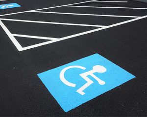 Handicap Parking Image