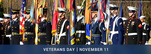 United Access Veterans Day
