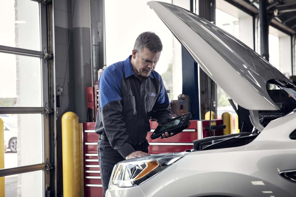 Oil Change Waconia Ford