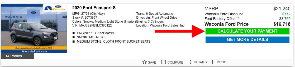 Waconia Ford Fasttrac Buying