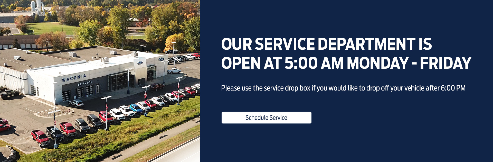 Waconia Ford Service Hours2