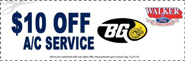 Ac Service Special
