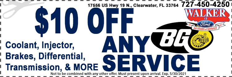 Any Bg Service Coupons