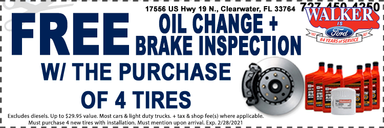 Oil Change Service Coupons3