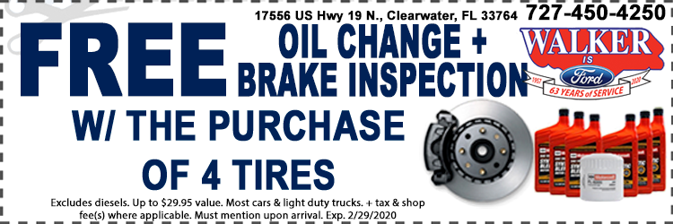 Oil Change And Tires Service Special2