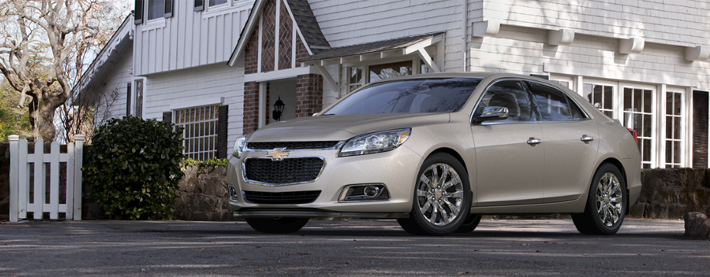 Compare the Chevrolet Malibu to the Toyota Camry, St ...